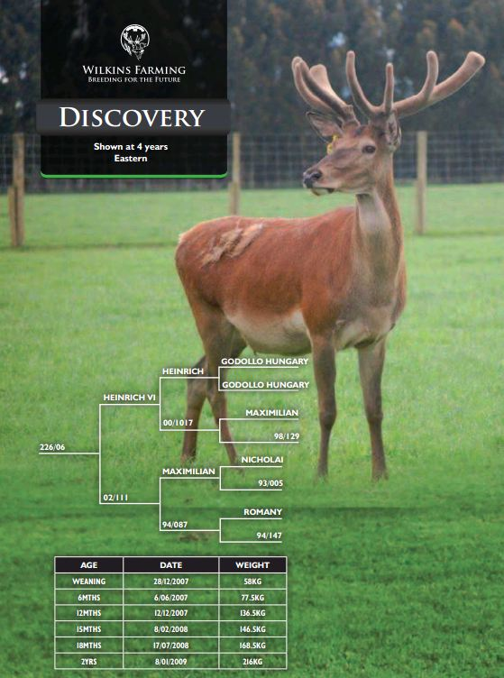 Sire-discovery
